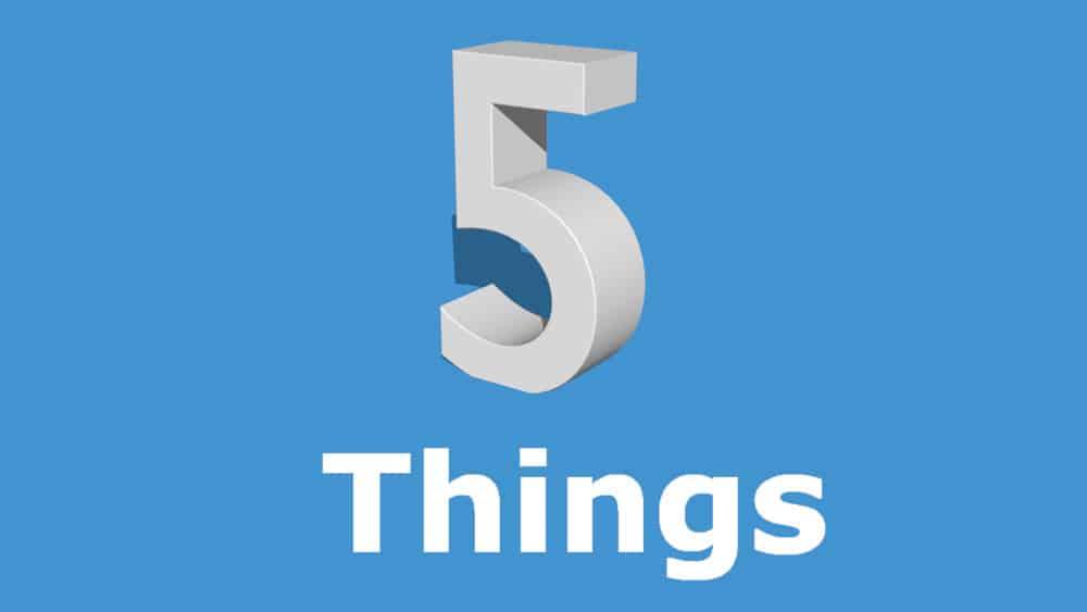 5 Things Ajaye Digital SEO Agency Atlanta