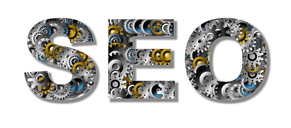 An image of SEO as an search engine