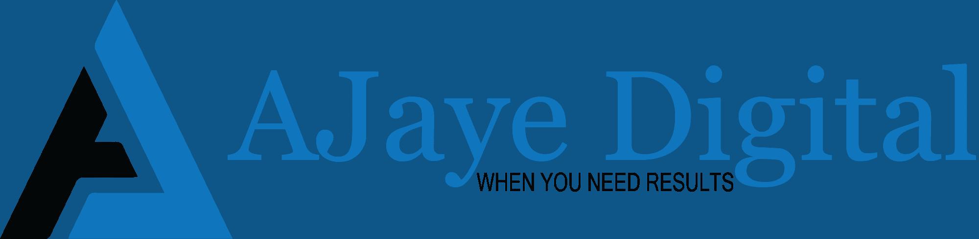 Ajaye Digital Marketing Logo