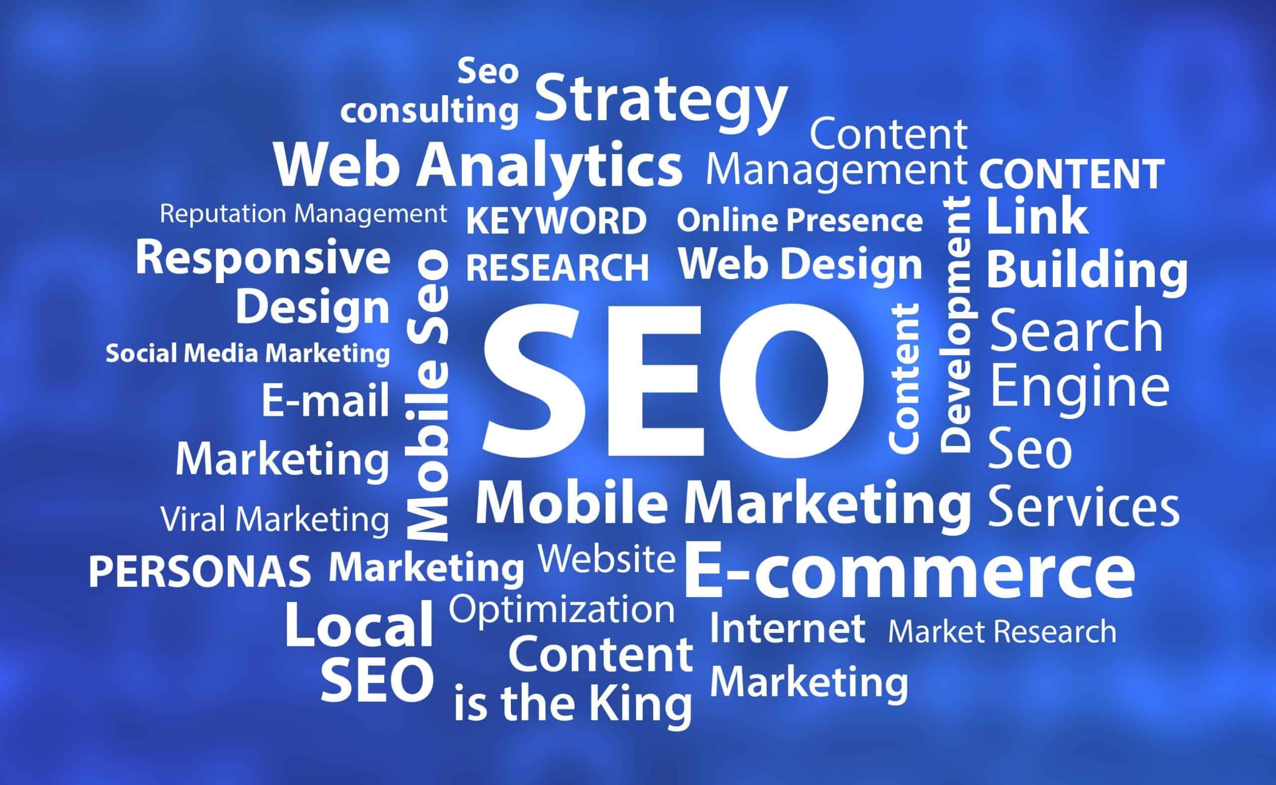 SEO and digital marketing in Atlanta